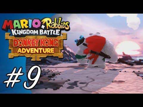 Donkey Kong Adventure #9 FINAL (Mario + Rabbids: Kingdom Battle DLC)