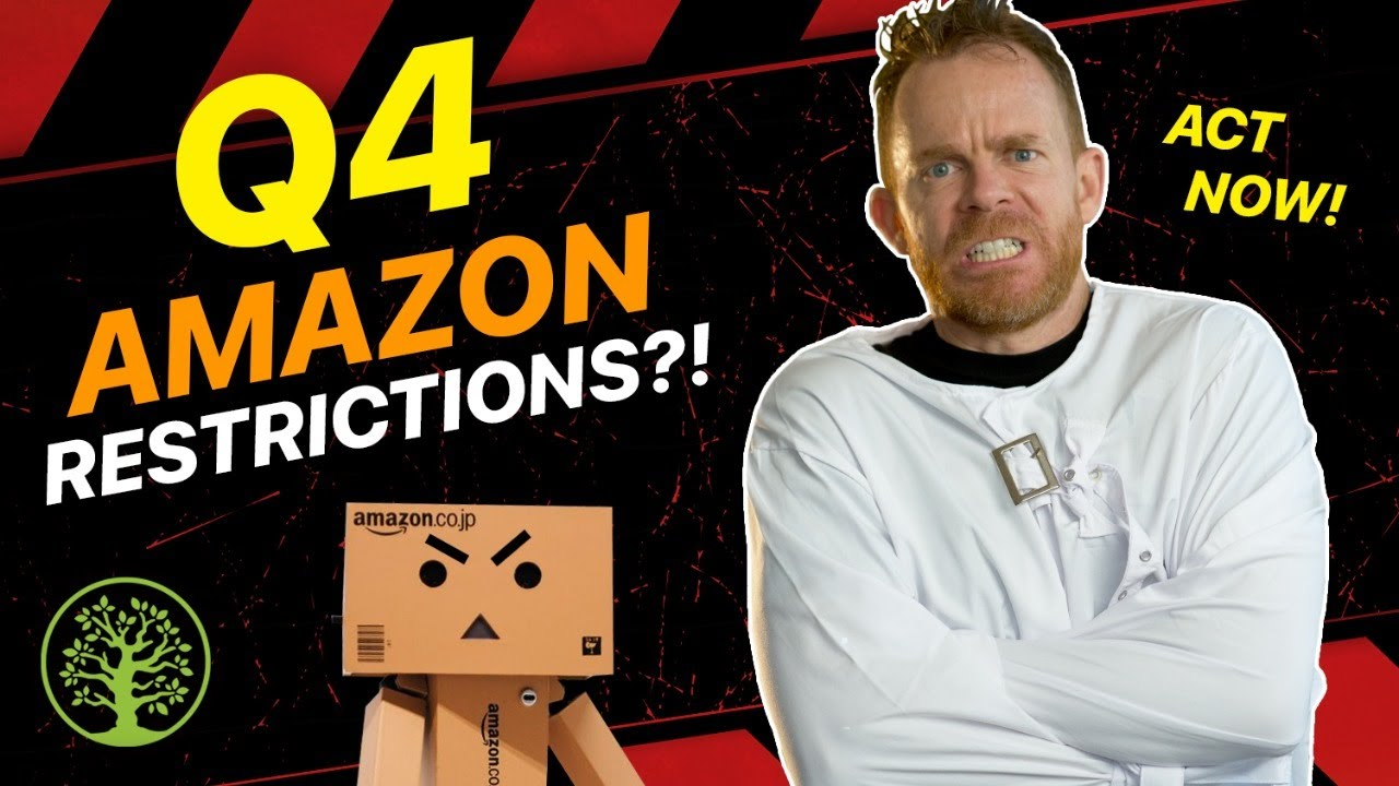 Huge New Restrictions for Amazon Sellers | FBA News Update 2020