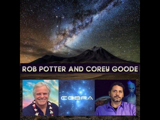 Rob Potter interviews Corey Goode (4-7-2016)