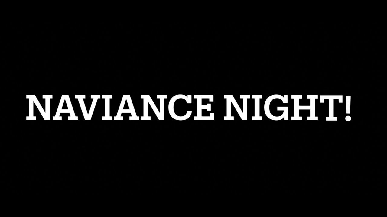 San Juan USD: Naviance Night