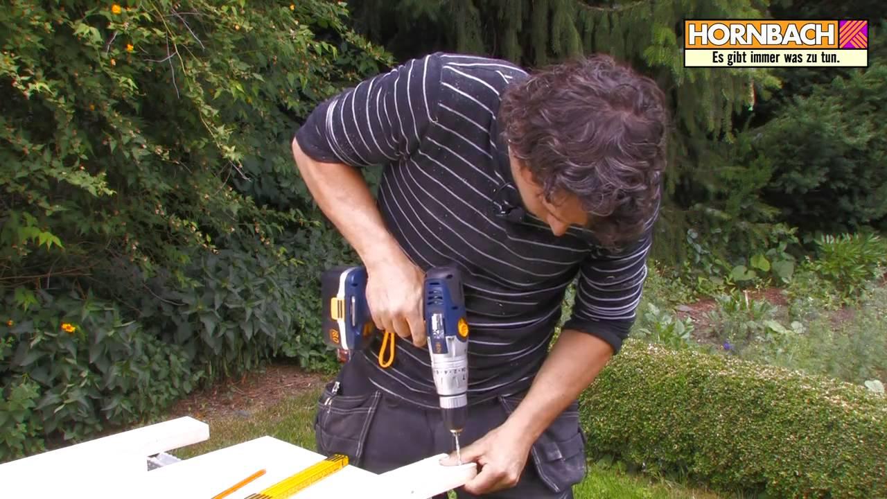 esstisch selber bauen hornbach