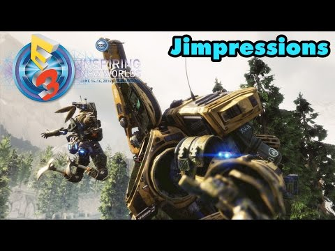 E3 2016 ELECTRONIC ARTS JIMPRESSIONS