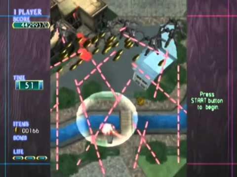 Mobile Light Force 2 (PLAYSTATION 2) Inv-Game is set on HARDEST