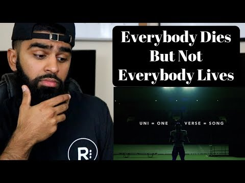 Everybody Dies But Not EveryBody Lives   Prince EA   Reaction Video