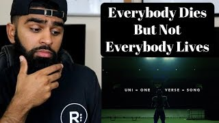Everybody Dies But Not EveryBody Lives | Prince EA | Reaction Video