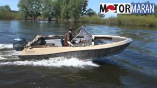 Алюминиевая лодка Салют Explorer в исполнении Hunter(, 2016-02-24T11:04:48.000Z)