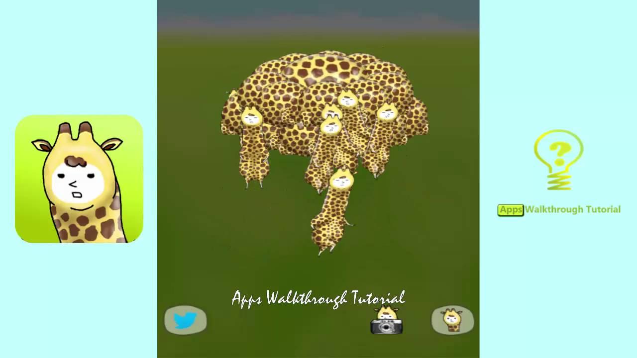 I am Giraffe: All Evol...