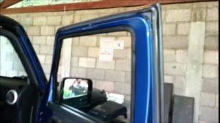 Proteja empaques de puerta y canales de ventana en su vehículo