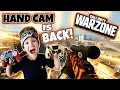 Hand camera is back rowdy rogan 6 year old  shows how its done warzone win