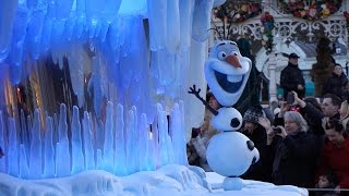 Shopping Magic of Disney Parade and an interview