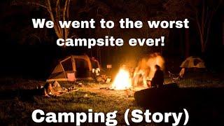 WIR GINGEN IN DAS SCHLIMMSTE CAMP ALLER ZEITEN!! (Roblox Camping!) w/ ein Freund!