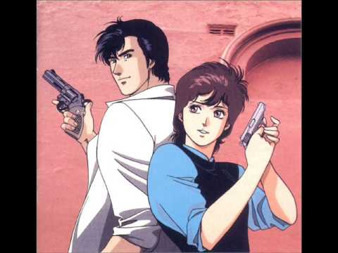 City Hunter - Footsteps