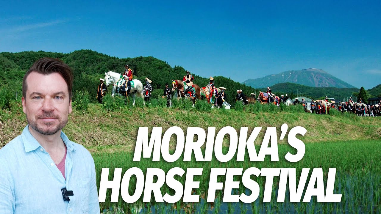 Chagu Chagu Umakko Horse Festival