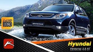 Hyundai Veracruz (ix 55) тест драйв