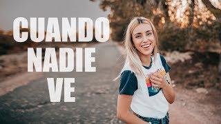CUANDO NADIE VE - MORAT - XANDRA GARSEM COVER