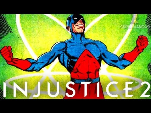 "I Love Playing Atom! #Setups - Injustice 2 ""Atom"" Gameplay (Online Ranked)"