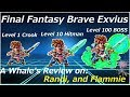 A Whale's Review on: Randi, and Flammie Secret of Mana Final Fantasy Brave Exvius Global | FFBE GL
