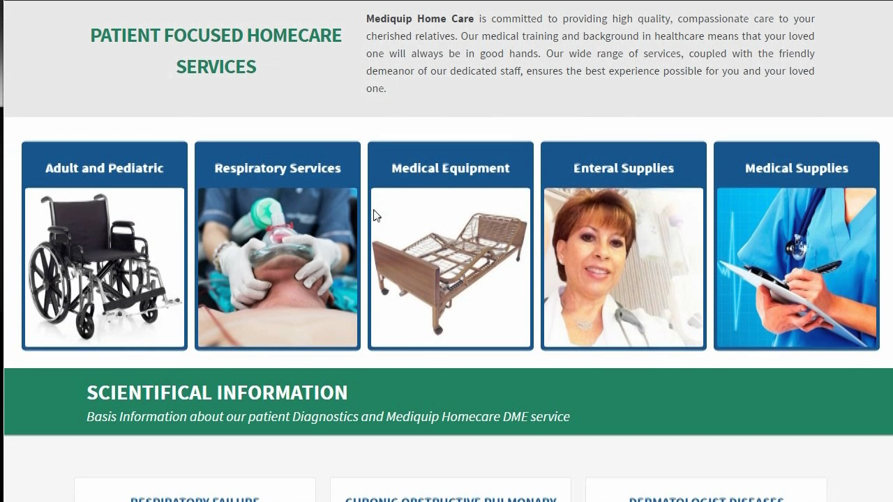 Medical Supplies and equipments in nyc | Mediquip Homecare
