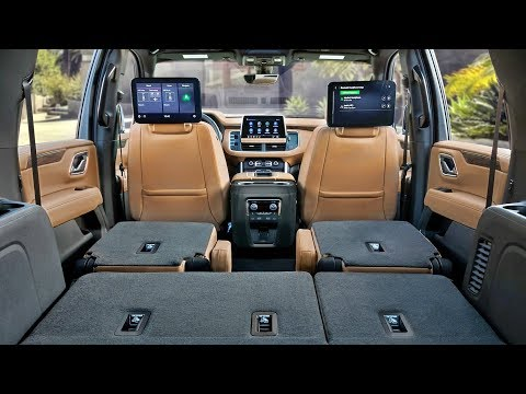 2021 Chevrolet Suburban - INTERIOR