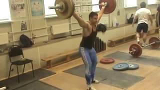 Тяжелая атлетика-тренировки