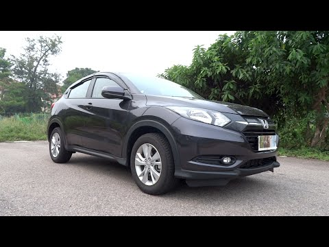 2015 Honda HR-V 1.8 E Start-Up and Full Vehicle Tour