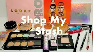 Shop My Stash |  Makeup Drawer 8/13/18