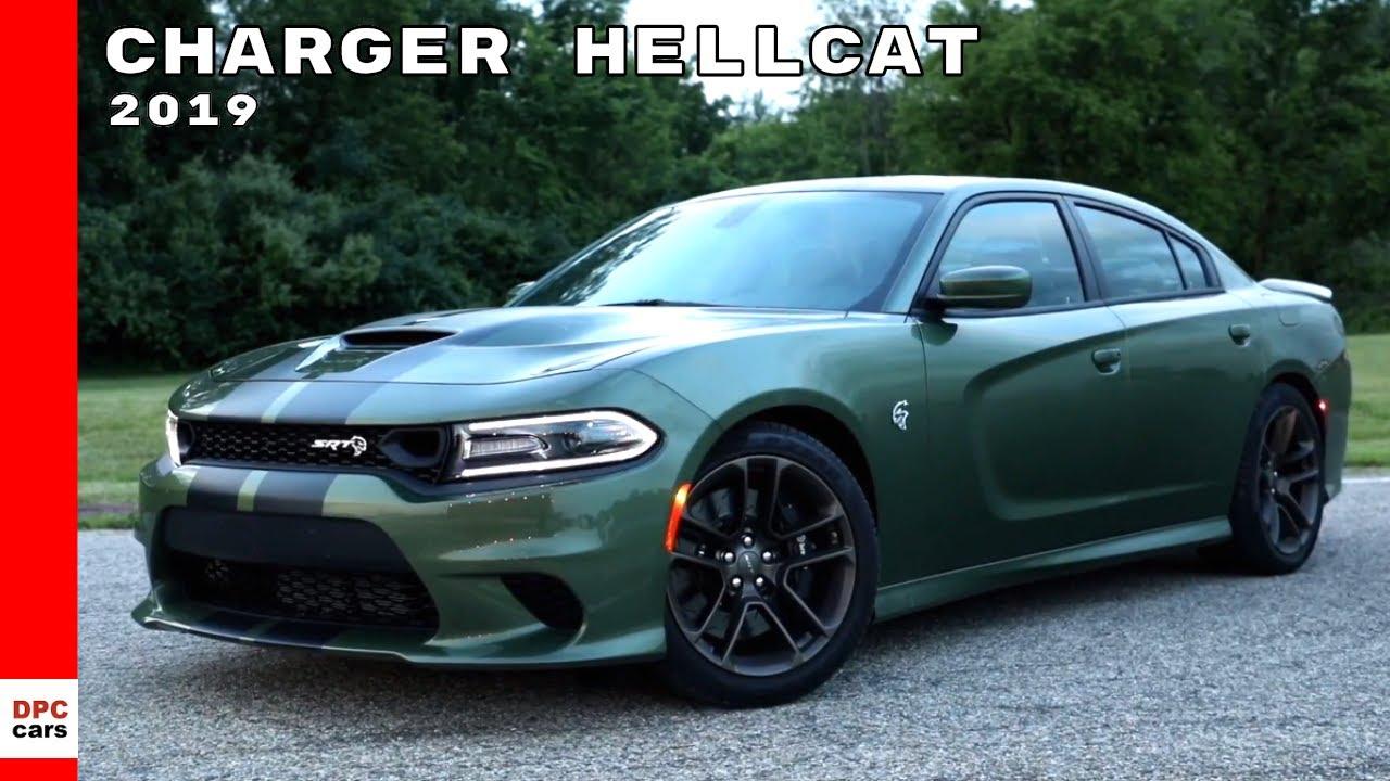Charger Srt Hellcat >> Dodge Charger Srt Hellcat 2019