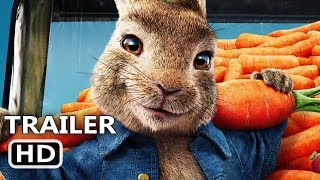 PETER RABBIT 2 Trailer # 2 (2020) The Runaway, Family Movie HD