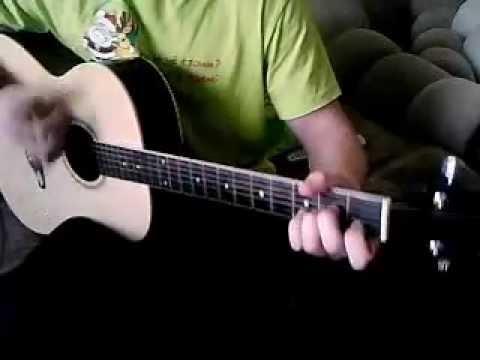 Жопа есть а слова нет на гитаре бой