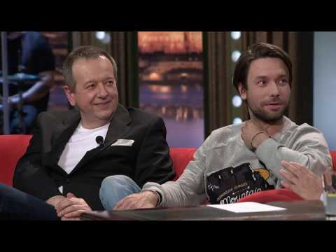 2. Václav Neužil - Show Jana Krause 15. 2. 2017