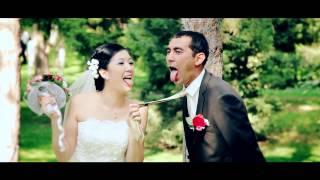 Тимур и Зарина - Свадьба 09.2012 (динамик ролик)