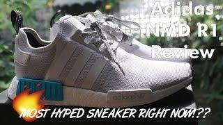 995e3d6f8 Sepatu yang lagi hype!      NMD R1 - Indonesia Review ...