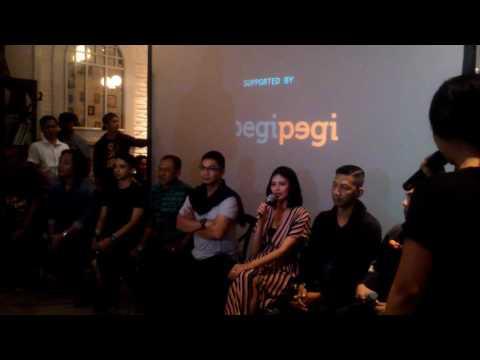 Launching new single UNGU