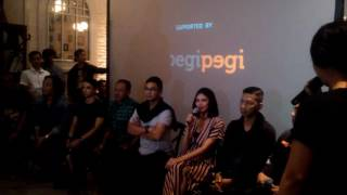 "Launching new single UNGU ""setengah Gila"""