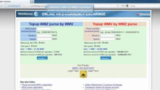 Новости WebMoney: Первый онлайн обменник во Вьетнаме(, 2011-09-06T09:12:28.000Z)