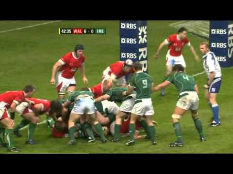 Irelands Grand Slam Glory Disc 1