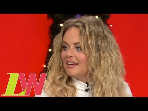 "Emily Atack Says She Isn't Dating Jamie Redknapp ""Yet"" | Loose Women"