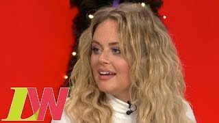 "Emily Atack Says She Isn't Dating Jamie Redknapp ""Yet"" 
