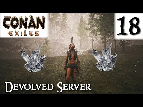 CONAN EXILES - All for Black Ice! #18