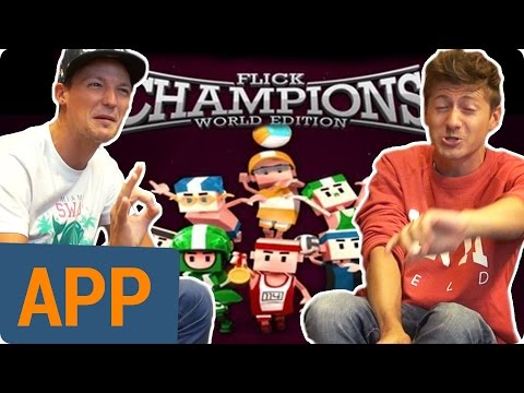 SPORT FINGER ACTION!!! - Flick Champions