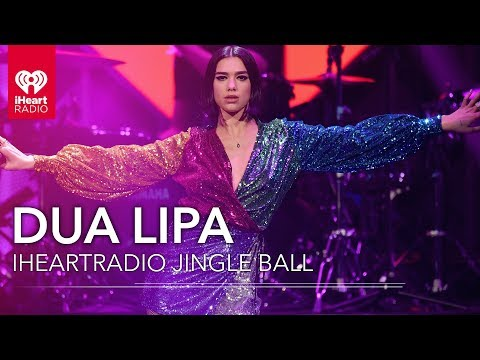 The Best Dua Lipa Dance Moves at iHeartRadio Jingle Ball | Fast Facts