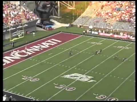 Ralph Abernathy 60 yard return vs Austin Peay