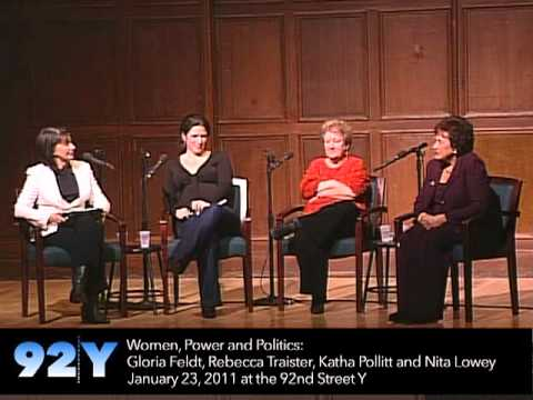 Women, Power and Politics at 92nd Street Y