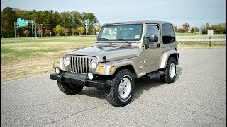 Davis AutoSports 2004 Jeep Wrangler Sahara TJ / For Sale