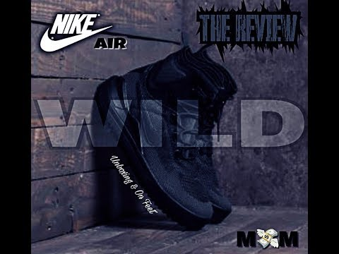 Nike Air Wild Review | Nike Air Wild On Feet | Nike AIr Wild Unboxing