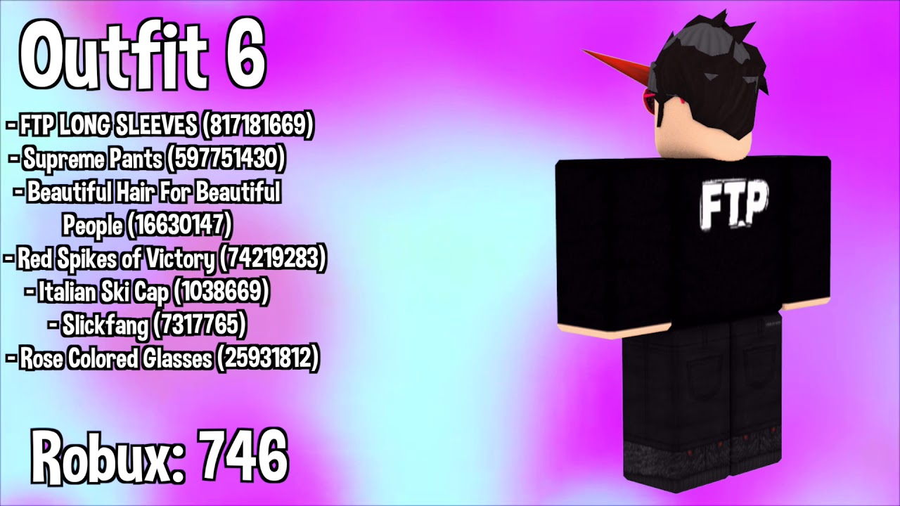 10 AWESOME ROBLOX OUTFITS!! - YouTube