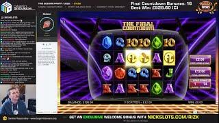 Casino Slots Live - 09/08/19 *QUADS!*