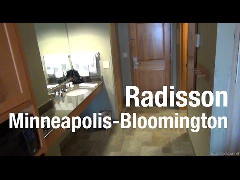 Hotel Review - Radisson Minneapolis-Bloomington
