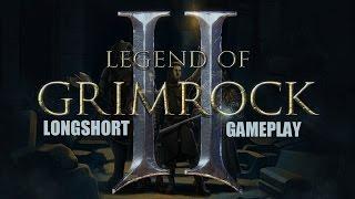Legend of Grimrock II - Pyszny Dungeon-Crawler [Longshort gameplay]