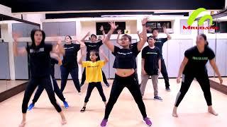 Teri Aakhya Ka Yo Kajal | Dance Choreography, superhit, Mrudang Academy